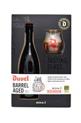 Duvel Barrel Aged 75cl + Glass