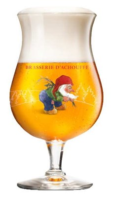 Glass La Chouffe 33cl