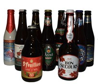 Christmas Beer Collection 9x33cl