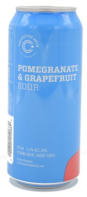 Pomegranate & Grapefr. Sour Can 47.3cl