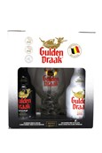 Gulden Draak Giftpack 2x33cl+Glas