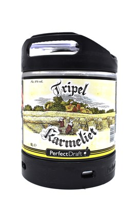 Karmeliet Tripel Perfect Draft 6L