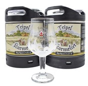Karmeliet Perfect Draft 2x6L + Glass