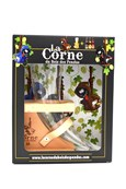 La Corne Giftpack 3x33cl+Glass