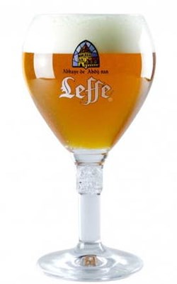 Glass Leffe 50cl