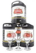 Stella Perfect Draft 3x6L + Glasses