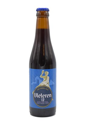 Vleteren Brown 12  Port BA 33cl